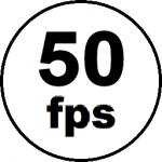 VR 50 fps