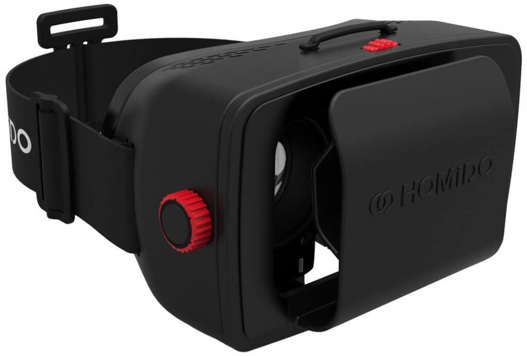Homido VR porn Headset