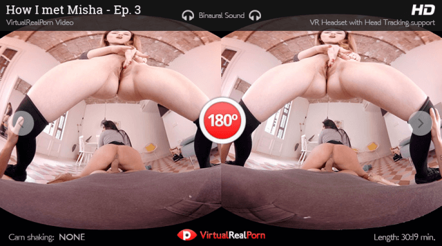 Beginner's Guide to VR Porn