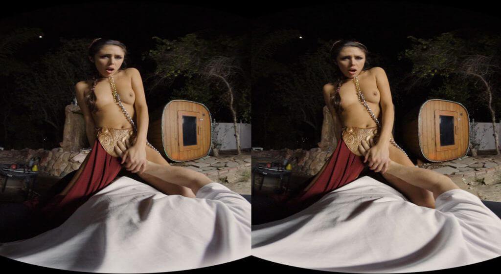 WankzVR VR Porn slave princess